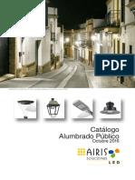 Catalogo Led Alumbrado Publico 2016 2017