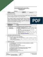 IG1002 Syllabus Econometria I