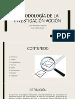 Metodologia de La Investigación Acción