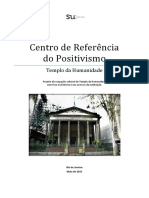 Book SU Centro de Referencia Do Positivismo