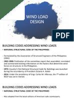 Wind Load Design Section 207B Part 1
