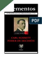 Carl Schmmitt