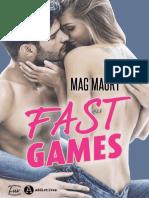 eBook Mag Maury Fast Games