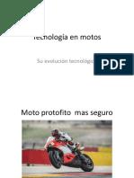 Tecnología en Motos