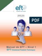 Manual de EFT - Nível 1 - de André Lima