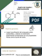 Lab 1 Cristalizacion