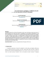 As relações nominativas entre homem e paisagem e a influência do ciclo do ouro nas toponímias da baia de Paranaguá