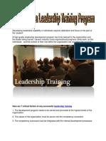 Developingaleadershiptrainingprogram 141030013952 Conversion Gate02
