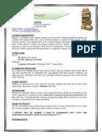 english 7 syllabus