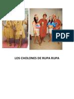 Los Cholones de Rupa Rupa