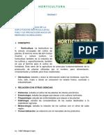 Horticultura General