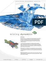 Mining Dynamics 3Dview