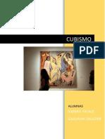 Monografía Cubismo