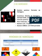 MANEJO DE Peroxido de hidrogeno.pptx