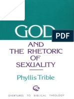 (Overtures to Biblical Theology) Trible, Phyllis - God and the Rhetoric of Sexuality-National Book Network - A_Fortress Press_MTM (2014)