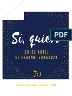 Folleto Oración JCJ_El Frasno_2018