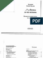 DOC. Y LA ESCUELA SE HIZO NECESARIA 1.pdf