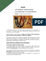 Apunte El Periodo de La Prehistoria y Sus Caracteristicas 38095 20160105 20151118 133122