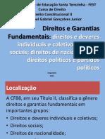 Constitucional II - Aula 02