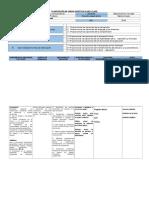 Planificación historia 3° basico
