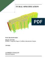 1.1 Cover CONCRETE SPECIFICATION.doc