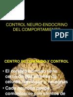 Control Neuro-Endocrino Del Comportamiento