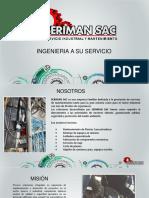 Presentación Seriman