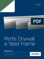 Ananda Perfis Steel Frame