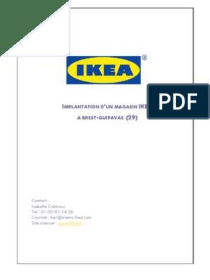 IKEA emploi datant