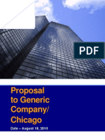 Generic Company Proposal