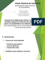 ECONOMETRIA_apresentação