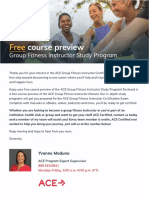 Ace free course