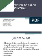 Diapositivas Transferencia de Calor Por Conduccion.