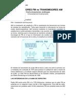 Transmisores Fm vs Transmisores Am
