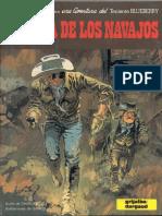 05 Teniente Blueberry - La Pista de Los Navajos