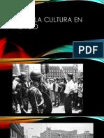 1968 y La Cultura en México