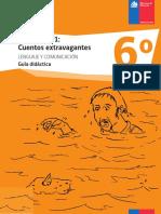 8736093 Cuentos Extravagantes. Guía Didáctica