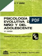 Psicologia Evolutiva Del Nino y Del Adolescente - Emilio Mira y Lopez (1)