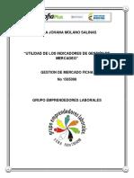 """""""Utilidad de los Indicadores de gestión de mercadeo"""" (2).docx"""
