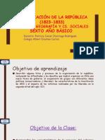 Organización de la República (1823-1833).pptx