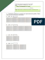 Guía Division Sexto Cuadriculas