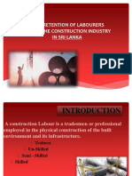 Non- Existence of Labours