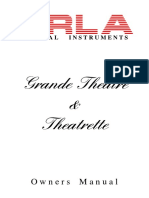 Orla Grande Theatre manual