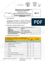 Informe de revisión de PEI