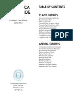 Field Guide 2014