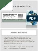 Autopsia Medico Legal .pptx