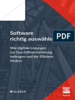 Alasco eBook Softwareauswahl