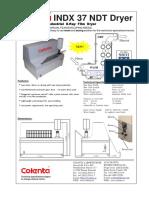 Colenta NDT Dryer 37
