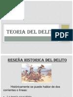 Teoria Del Delito Historia _2019