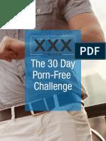 30 Day Porn-Free Challenge